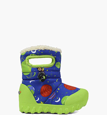 B-Moc Space Kinder isolierte Stiefel
